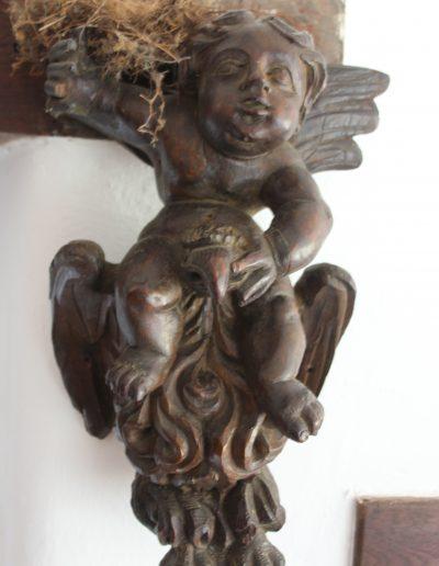 Cherub, The Manor, Hemingford Grey