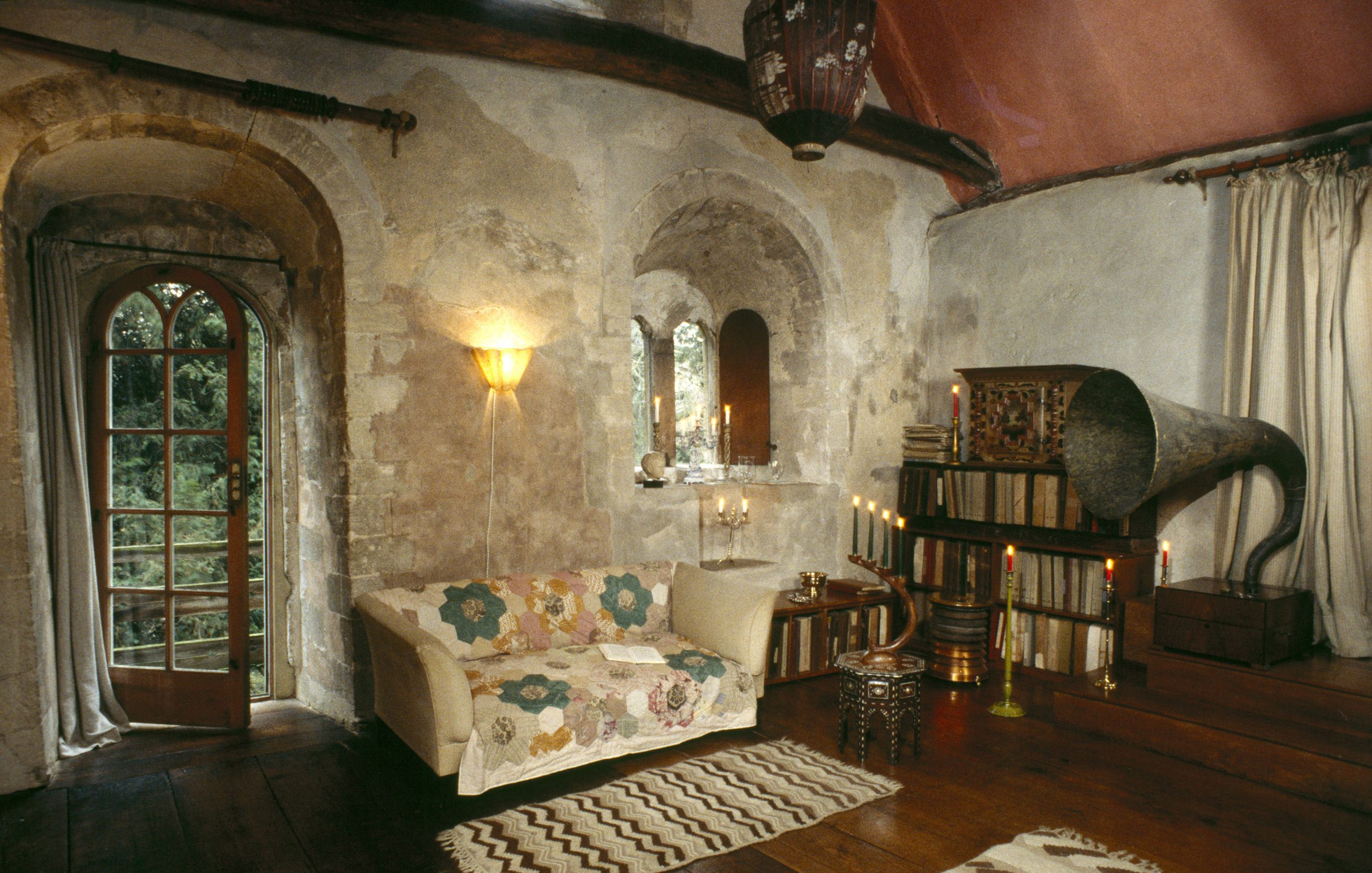 The Music Room, The Manor Hemingford Grey